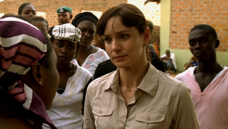 EXCLUSIVE: Sarah Wayne Callies Ventured to Rural Nigeria for Film