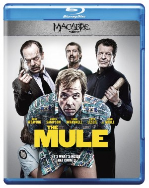 THE MULE (Blu-ray/DVD Artwork). ©Xlrator.