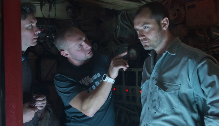 EXCLUSIVE: Director Kevin Macdonald Talks on 'Black Sea'