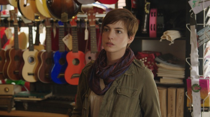 Anne Hathaway Produces, Stars in 'Song One'