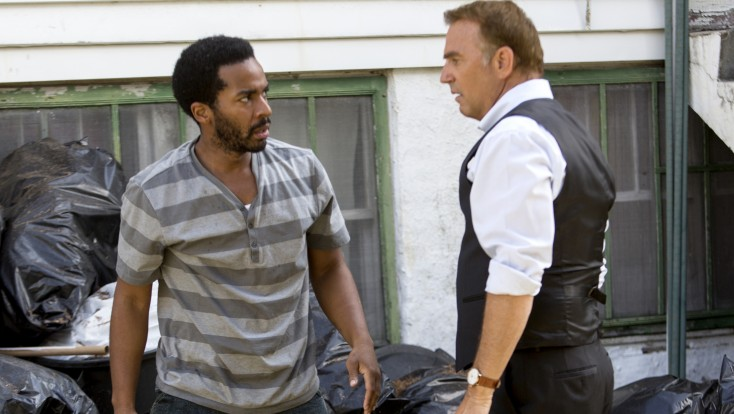 Kevin Costner Tackles Race Relations in 'Black or White'