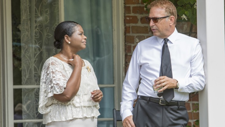 Kevin Costner Tackles Race Relations in 'Black or White' – 4 Photos