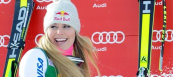 Lindsey Vonn Doc to Air on RedBull.tv