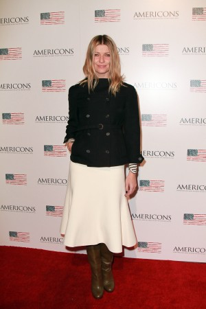 Ivana Miličević arrives on the red carpet of the premiere of AMERICONS held at the Arclight Theaters in Hollywood, CA on Thursday, January 22, 2015. ©Theresa Bouche
