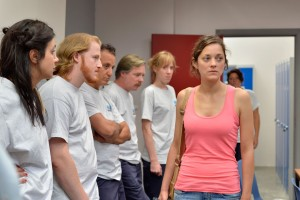 Marion Cotillard in TWO DAYS, ONE NIGHT. ©IFC Films.