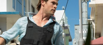 Chris Hemsworth Trades Hammer for Keyboard in 'Blackhat'