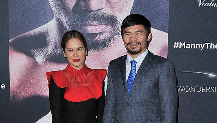 Video: Celebrities, Fans Show Support for 'Manny' Pacquiao Doc