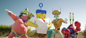 SpongeBob Fans Will Likely Soak Up Big Screen, 3-D Movie