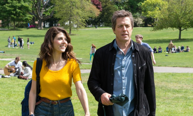 Photos – EXCLUSIVE: Marisa Tomei Goes Back to School in 'Rewrite'