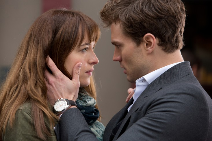 Dakota Johnson Psyched for 'Fifty Shades' Spoof