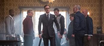Colin Firth's 'Kingsman' Spoofs '70s Spy Flicks