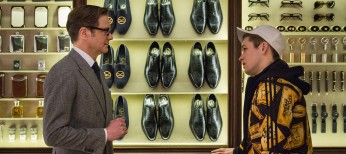 Photos: Colin Firth's 'Kingsman' Spoofs '70s Spy Flicks