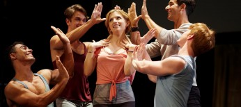 Photos: Anna Kendrick Continues Musical Odyssey with 'Five Years'