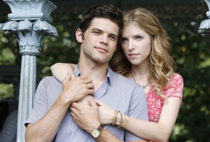 (l-r) Jeremy Jordan and Anna Kendrick star in THE LAST FIVE YEARS. ©Radius/TWC. CR: Thomas Concordia.