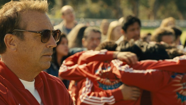 Kevin Costner Returns to the Field in 'McFarland USA'