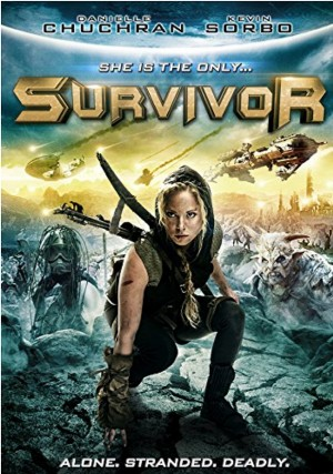 SURVIVOR (DVD artwork). ©XLRator Media.