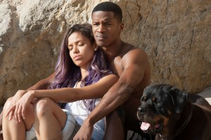 Gugu Mbatha-Raw and Nate Parker star in Relativity Media's BEYOND THE LIGHTS. Copyright © 2013 Blackbird Productions, LLC Photo Credit: Suzanne Tenner