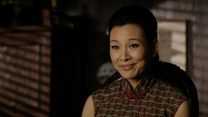 JOAN CHEN stars in SERANGOON ROAD. ©HBO Asia/Australian Broadcasting Corp.