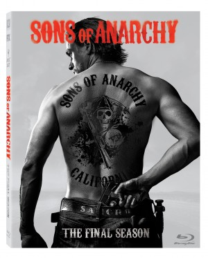 """Sons Of Anarchy Final Season"" (Blu-ray/DVD artwork). ©20th Century Fox."