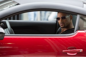 WILL SMITH stars as Nicky in the heist film FOCUS. ©Warner Bros. Entertainment. CR: Frank Masi.