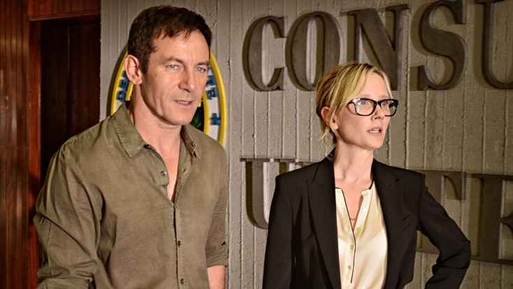 Photos: Anne Heche Talk on New USA Series 'Dig'