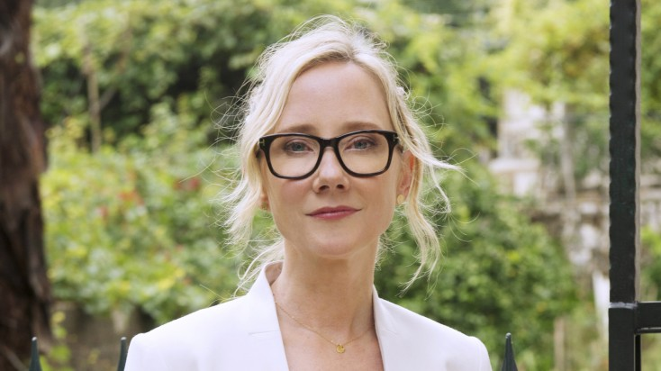 Anne Heche Talks on New USA Series 'Dig'