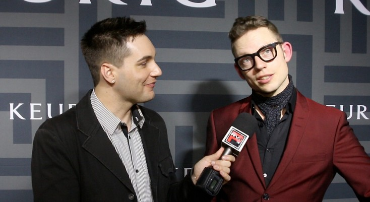 Video: Keurig Grammy After Party Boasts Bernhoft Performance