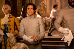 Richard Madden is the Prince in Disney's live-action CINDERELLA. ©Disney Enterprises. CR: Jonathan Olley.