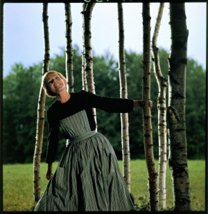 Julie Andrews stars in THE SOUND OF MUSIC. ©20th Century Fox Home Entertainment.