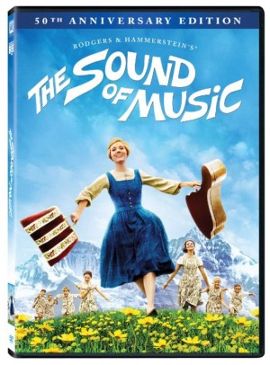 RODGERSS & HAMMERSTEIN'S THE SOUND OF MUSIC 50TH ANNIVERSARY EDITION. ©20th Century Fox Home Entertainment.