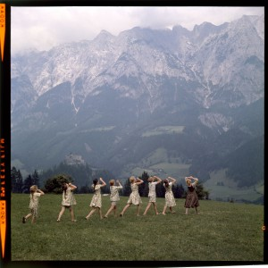 A scene from the musical classic film THE SOUND OF MUSIC, 50TH ANNIVERSARY EDITION. ©20th Century Fox Home Entertainment.