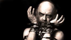 A photo of James Randi circa 1972 featured in the documentary AN HONEST LIAR. ©Film Flam Films.