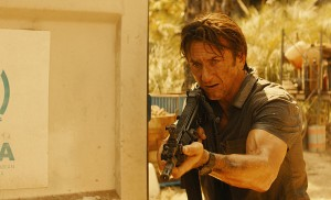 Sean Penn as Jim Terrier in THE GUNMAN. ©Open Road Films. CR: Keith Bernstein.