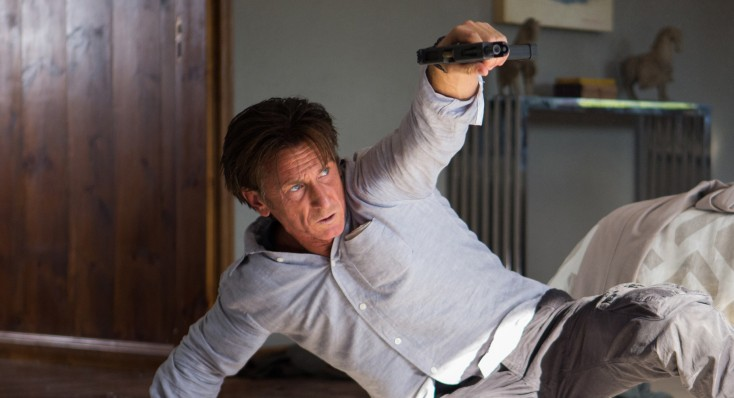 Sean Penn Turns Action Star in 'Gunman'