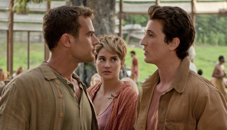 Photos: Shailene Woodley Reprises Outcast Heroine in 'Insurgent'