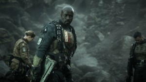 Mike Colter stars in HALO: NIGHTFALL. ©Microsoft.