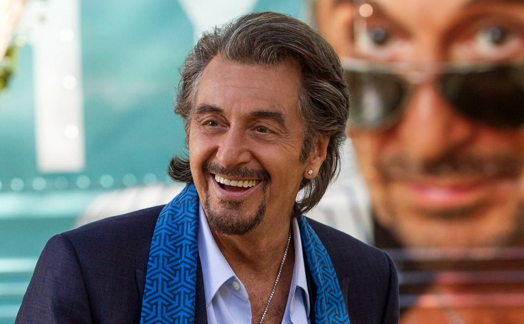 Photos: Imagine Al Pacino as a Rock Star in 'Danny Collins'