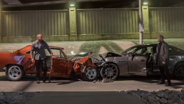 Photos:  'Furious 7′ Drives Home Action, Heart