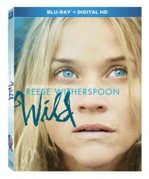 WILD (Blu-ray / DVD Art). ©20th Century Fox Home Entertainment.