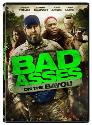 Bad Asses on the Bayou. (DVD Art). ©20th Century Home Entertainment.