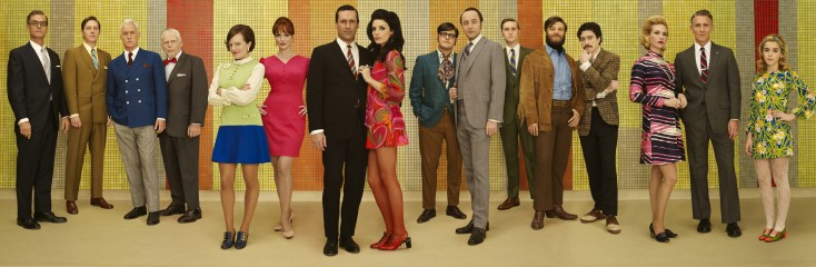 Jon Hamm & Co. Reflect on 'Mad Men'