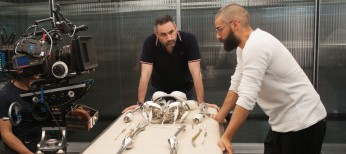 Photos: Futuristic 'Ex Machina' Highlights A.I. Implications