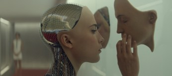 Futuristic 'Ex Machina' Highlights A.I. Implications