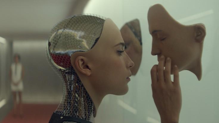 Futuristic 'Ex Machina' Highlights A.I. Implications
