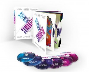 THE STEPHEN SONDHEIM COLLECTION. (DVD Art). ©Image Entertainment.
