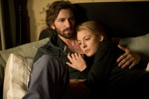 Ellis Jones (Michiel Huisman) and Adaline Bowman (Blake Lively) in THE AGE OF ADALINE. ©Lakeshore Entertainment. CR: Diyah Pera.