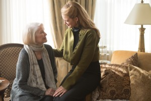 Flemming (Ellen Burstyn, left) and Adaline Bowman (Blake Lively, right) in THE AGE OF ADALINE. ©Lakeshore Entertainment. CR: Diyah Pera.