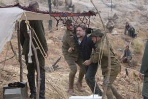 "Russell Crowe stars as Joshua Connor in THE WATER DIVINER."" ©Warner Bros. Entertainment. CR: Mark Rogers."