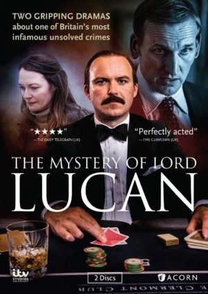 THE MYSTERY OF LORD LUCAN. (DVD cover art). ©ITV Studios / Acorn.