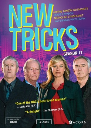 NEW TRICKS: SEASON 11. (DVD cover art). ©Acorn.